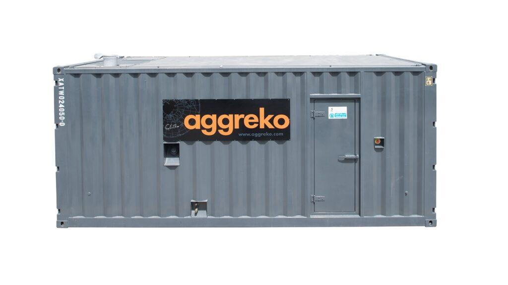 Gruppi elettrogen Gasolio