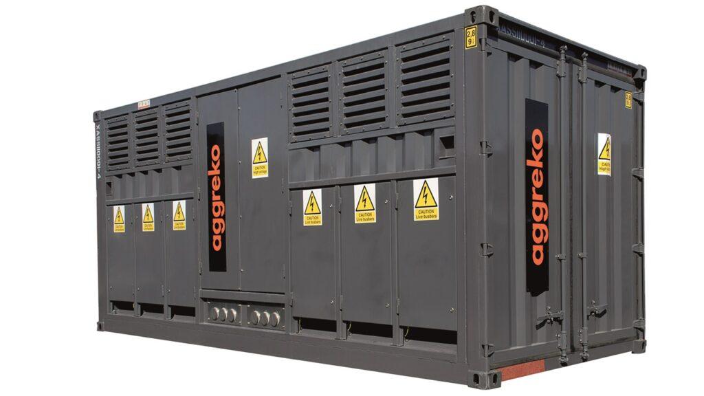 apparecchiature di distribuzione elettrica